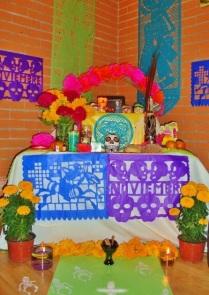Dia de los Muertos (Photo credit: Jessica Seba)